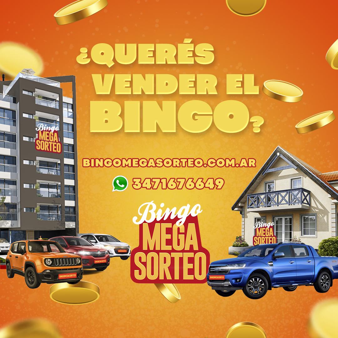 ¿¡ Querés Vender el Bingo !?